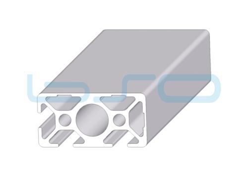 Alu-Profil Nut 8 30x60-3N