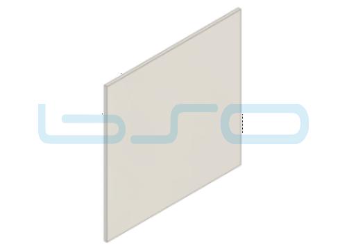 Polycarbonat braun getönt Dicke=6mm Zuschnitt