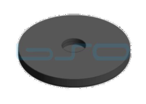 Antirutschgummi für Fuß 50mm
