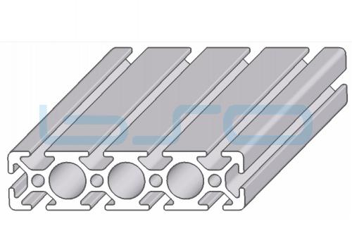 Alu-Profil Nut 5 20x80