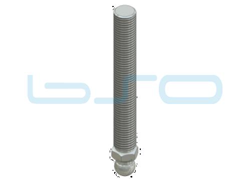 Gewindestange M16x150 Stahl