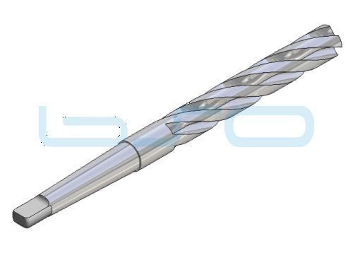 Bohrer für Profilverbinder 4 Schneiden D=14mm