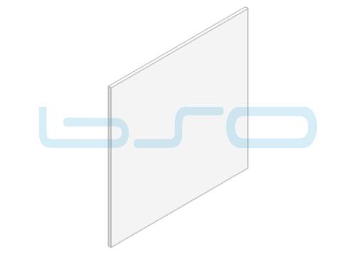 Polycarbonat Farbe klar Dicke=5mm Zuschnitt
