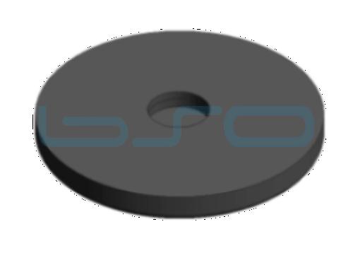 Antirutschgummi für Fuß 60mm