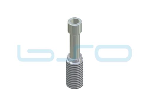 Combi-Einschraubverbinder Nut 8 Raster 40 LE ohne Nutenstein