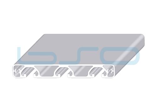Alu-Profil Nut 8 120x16 ECO