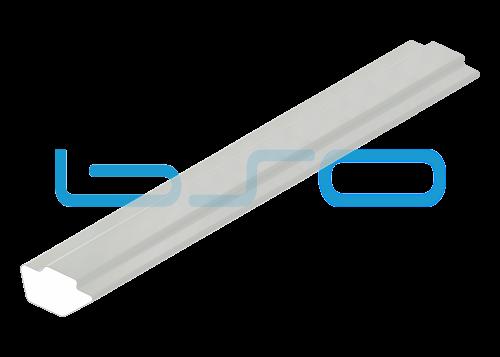 Nutensteinprofil schwer Nut 5 Profilstab Aluminium mit Zentrierung