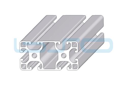 Alu-Profil Nut 8 40x80 leicht
