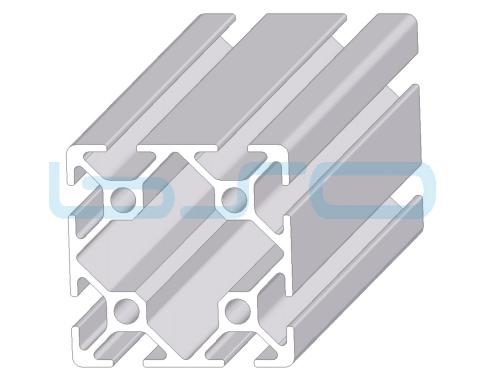 Alu-Profil Nut 8 60x60 leicht