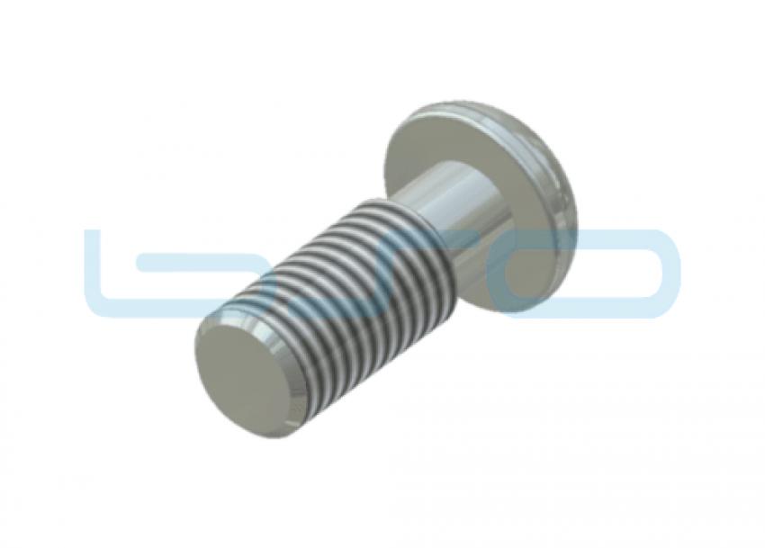 Zentralverbinderschraube Nut 10